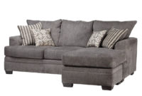 Chaise sofa J7do Lynwood Chenille Sectional with Moveable Chaise