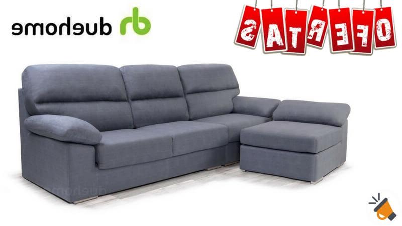 Chollo sofas J7do Chollazo sofà Reversible De 3 Plazas Due Home Por solo 299