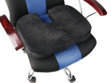 Cojin Lumbar Silla Oficina Q0d4 asiento De Espuma De Memoria Confort Silla De Oficina Cojà N Lumbar