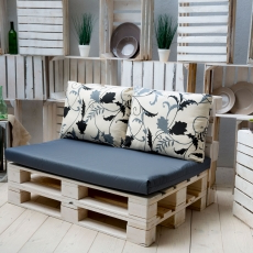 Cojines Grandes Para sofas 4pde Cojines Para Muebles Con Palets Cojines De Exterior