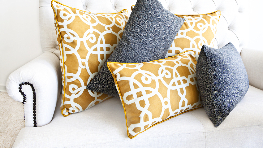 Cojines Grandes Para sofas 4pde Cojines Para sofà S Variedad De formas Westwing
