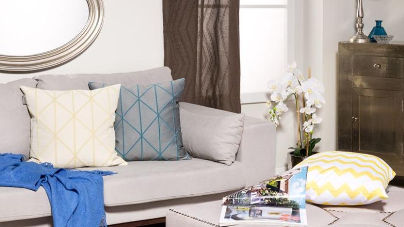 Cojines Grandes Para sofas Etdg Cojines Textiles Funcionales Y Versà Tiles En Westwing