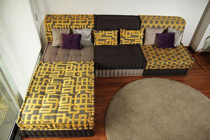Cojines Grandes Para sofas J7do Cojines Grandes Para sofà Look Cushion sofas to Measure