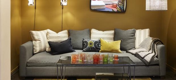 Cojines Grandes Para sofas Rldj CÃ Mo Elegir Los Cojines Para El sofÃ