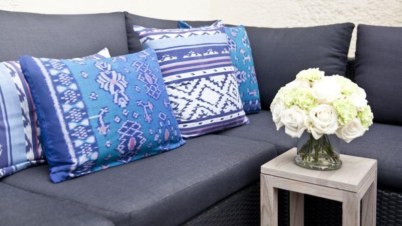Cojines originales Para sofas Drdp Cojines Textiles Funcionales Y Versà Tiles En Westwing