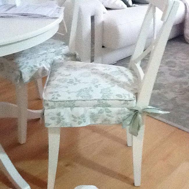 Cojines Para Sillas De Comedor U3dh Cojà N Para Silla De Cocina Modelo Cojines Diy Cushion Sewing