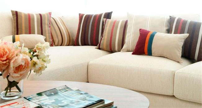 Cojines Para sofa Beige Ftd8 Cojines Un sofà 8 Looks Diferentes Mujerhoy