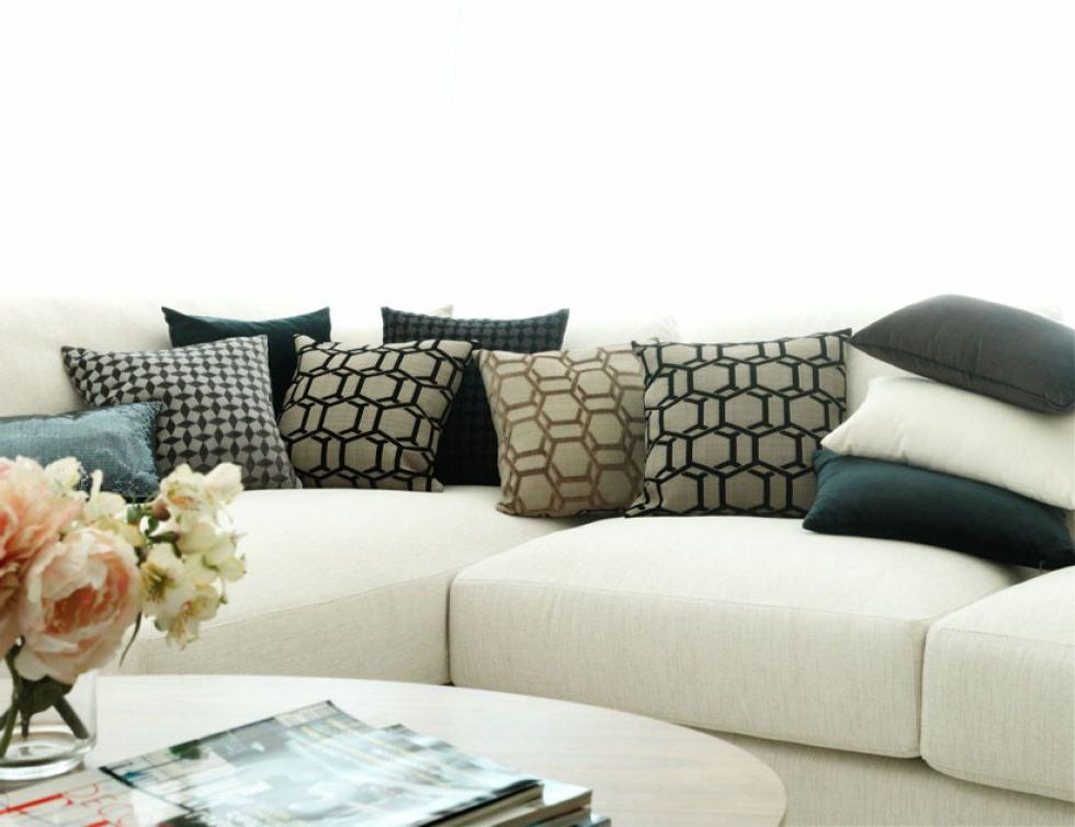 Cojines Para sofa Beige H9d9 8 Looks Para Un sofÃ