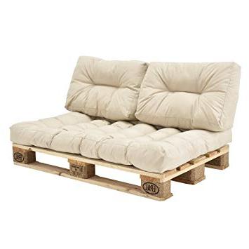 Cojines Para sofa Beige Zwdg Ensa Set De 3 Cojines Para sofà Palà Cojà N De asiento