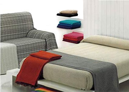 Colcha Cubre sofa Zwd9 Mercurytextil Colcha Multiusos Cubre sofà S sobrecamas Y Colchas