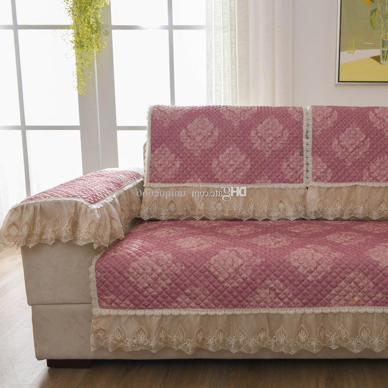 Colcha Para sofa Thdr Pre à Nica Flor Rosa sofà Elegante Travesseiro sofà Capa De
