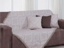 Colcha Para sofa Zwd9 Manta Para sofà Porto 130x200cm Bege Fastlar