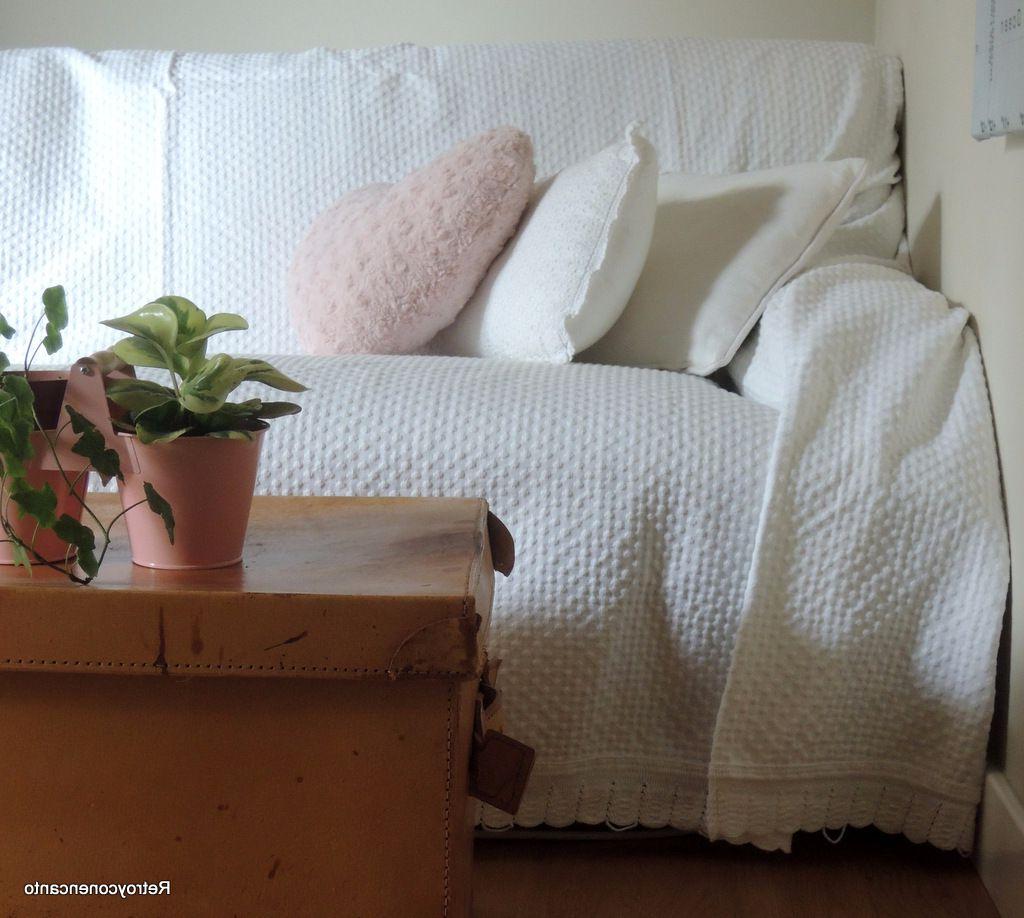 Colcha sofa Drdp Retro Y Con Encanto Colchas Para El sofÃ
