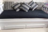 Colcha sofa Zwd9 Colcha Preta Cama De solteiro Desapega