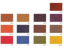 Colores Madera Muebles Fmdf O Darle Color A Los Muebles Con Tinte Casa Web
