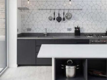 Combinar Azulejos Y Muebles De Cocina