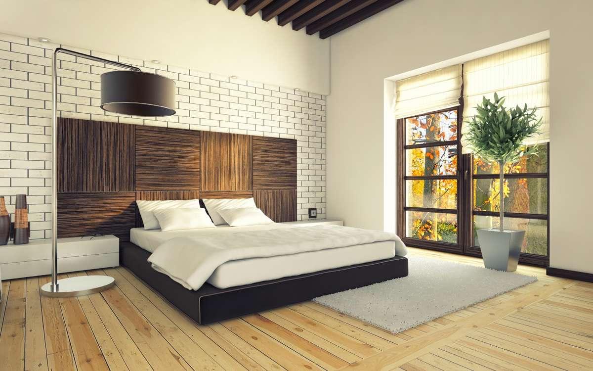Combinar Muebles De Distintas Maderas Drdp CÃ Mo Decorar Con Madera En El Dormitorio