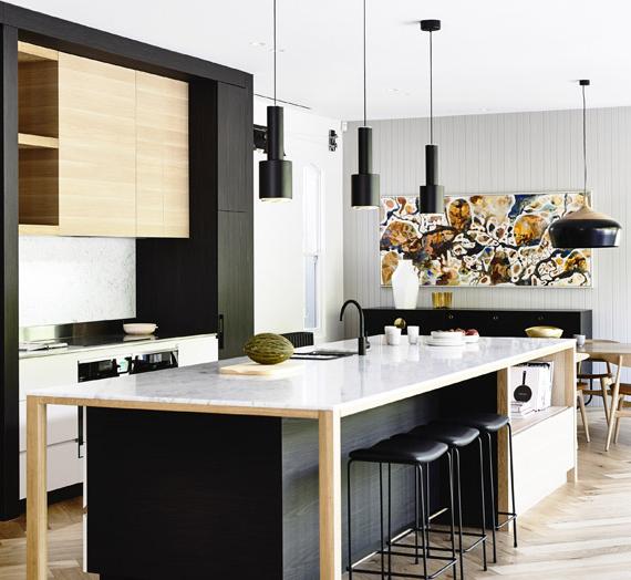 Combinar Muebles De Distintas Maderas Irdz 7 Ideas Para Binar Tus Muebles De Cocina En Dos Colores