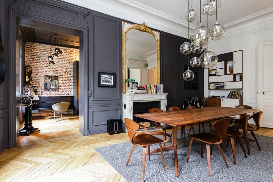Combinar Muebles De Distintas Maderas Nkde El Arte De Binar Piezas Antiguas Con Modernas Noveno Ce