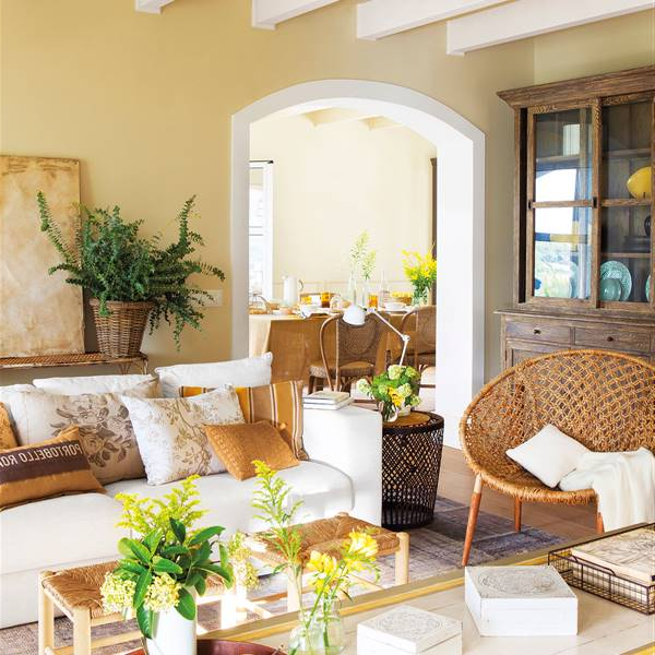 Combinar Muebles De Distintas Maderas Nkde Trà Os De Colores Que Transforman Tu Salà N