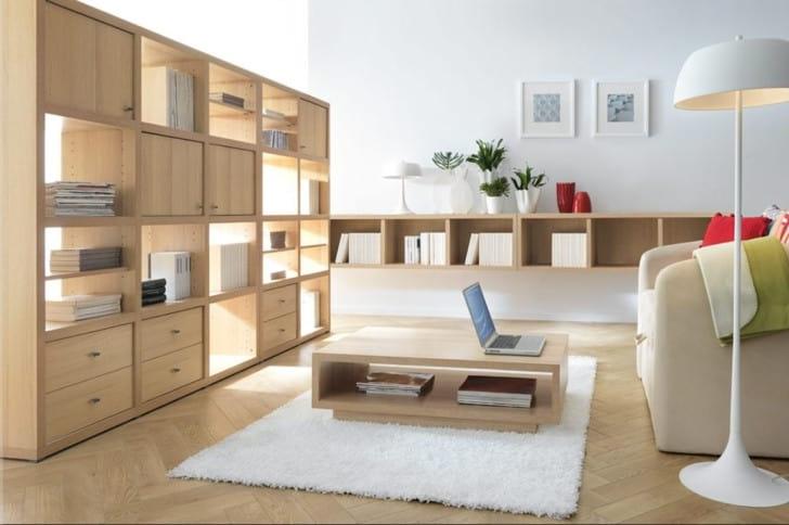 Combinar Muebles De Distintas Maderas Qwdq Las Maderas Claras Pintomicasa