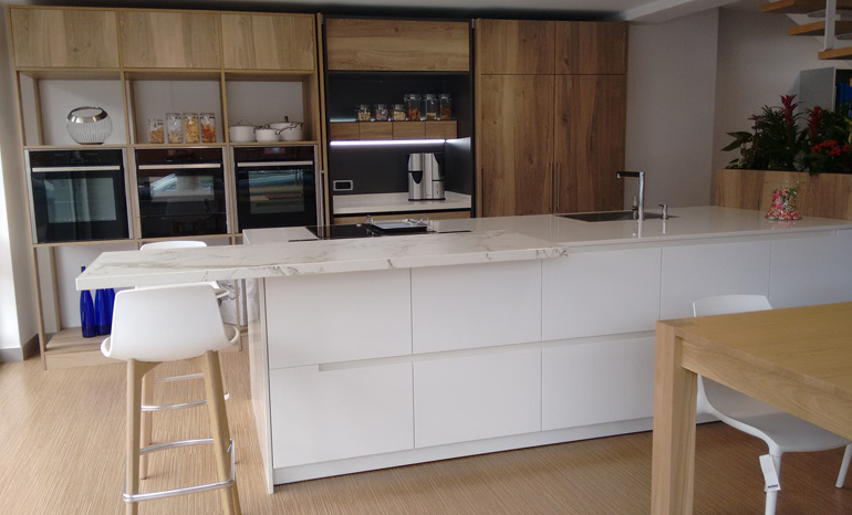 Combinar Muebles De Distintas Maderas X8d1 7 Ideas Para Binar Tus Muebles De Cocina En Dos Colores