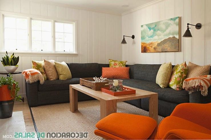 Combinar sofa Gris Oscuro 0gdr sofà S Oscuros Para Los Salones Mà S Elegantes Decoracià N De Salas