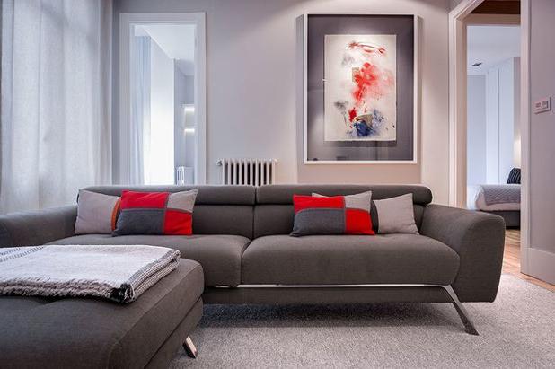 Combinar sofa Gris Oscuro 4pde Por Quà Un sofà Gris En Casa Es La Eleccià N Mà S Acertada