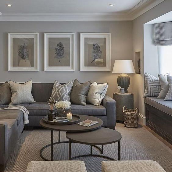 Combinar sofa Gris Oscuro Etdg Cojines Para El sofà Cà Mo Elegirlos Magazine Bertha Hogar