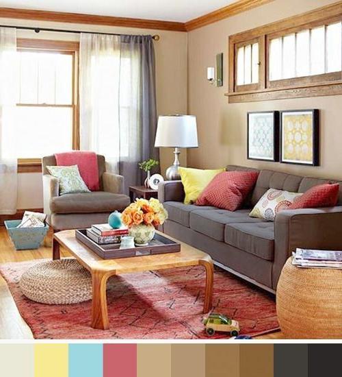 Combinar sofa Gris Oscuro Ftd8 Decorar En torno A Un sofà Chocolate Decoracion De Interiores