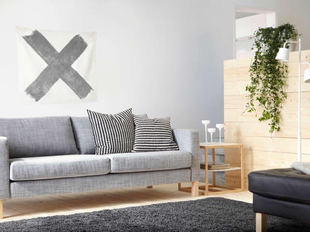 Combinar sofa Gris Oscuro Q0d4 sofà S Grises Para Agrandar El Salà N