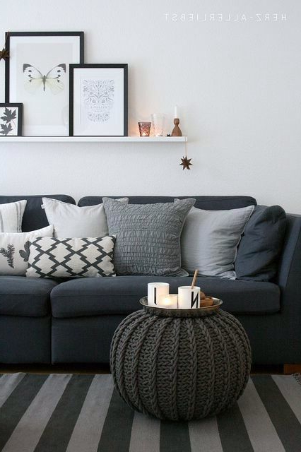 Combinar sofa Gris Oscuro T8dj Un Precioso Salà N Con Un sofà Gris O Protagonista Lady Enreos