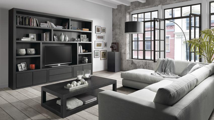 Combinar sofa Gris Oscuro Thdr Elegir Un sofà Gris Claves Para Acertar De Pleno Westwing