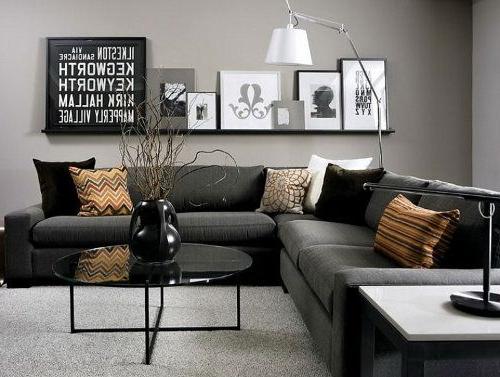 Combinar sofa Gris Oscuro Xtd6 12 Ideas De Decoracià N Con Gris Oscuro Para La Decoracià N De La