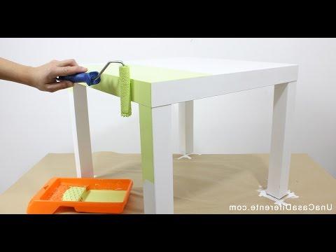 Como Cambiar De Color Un Mueble De Melamina Mndw CÃ Mo Pintar Muebles De Melamina Mesa Lack Ikea