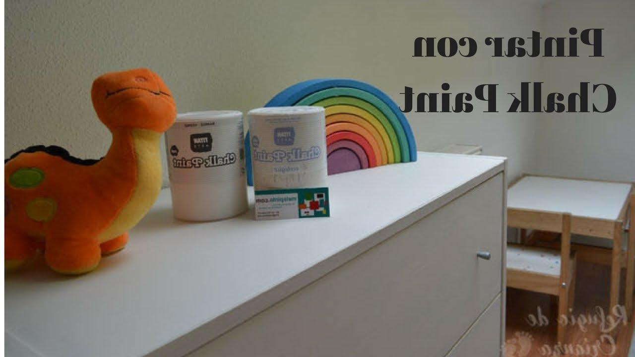 Como Cambiar De Color Un Mueble De Melamina Zwd9 Pinta Tus Muebles De Melamina Chapa Tipo Ikea Etc Con Chalk Paint