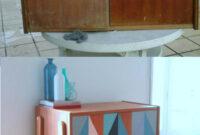 Como Cambiar Un Mueble De Color Oscuro A Blanco E9dx Da Color A Tus Muebles Antiguos 10 Ideas Para Pintar Muebles