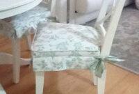 Como Hacer Cojines Para Sillas Nkde Cojà N Para Silla De Cocina Modelo Cojines Diy Cushion Sewing