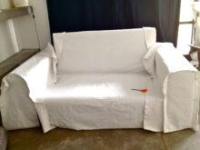 Como Hacer Funda Para sofa U3dh Funda Blanca Para Mi Sillà N Casi Tutorial Parte 2 Costuritas Y