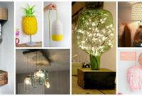 Como Hacer Una Lampara De Mesa U3dh 30 Ideas Para Hacer Tus Propias LÃ Mparas Bricolaje