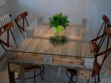 Como Hacer Una Mesa De Comedor Con Palets 3ldq Mesa Edor Palet Vintage Madera Reciclada Pallets Tarima