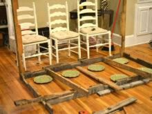 Como Hacer Una Mesa De Comedor Con Palets Etdg CÃ Mo Hacer Una Mesa Con Palets Bricolaje