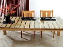 Como Hacer Una Mesa De Comedor Con Palets X8d1 10 Ideas De Mesas De Edor Hechas Con Palets I Love Palets