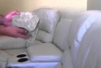 Como Limpiar Un sofa De Piel Blanco Q5df Limpiar Tapicerà A De Cuero Muebles Bonitos Youtube