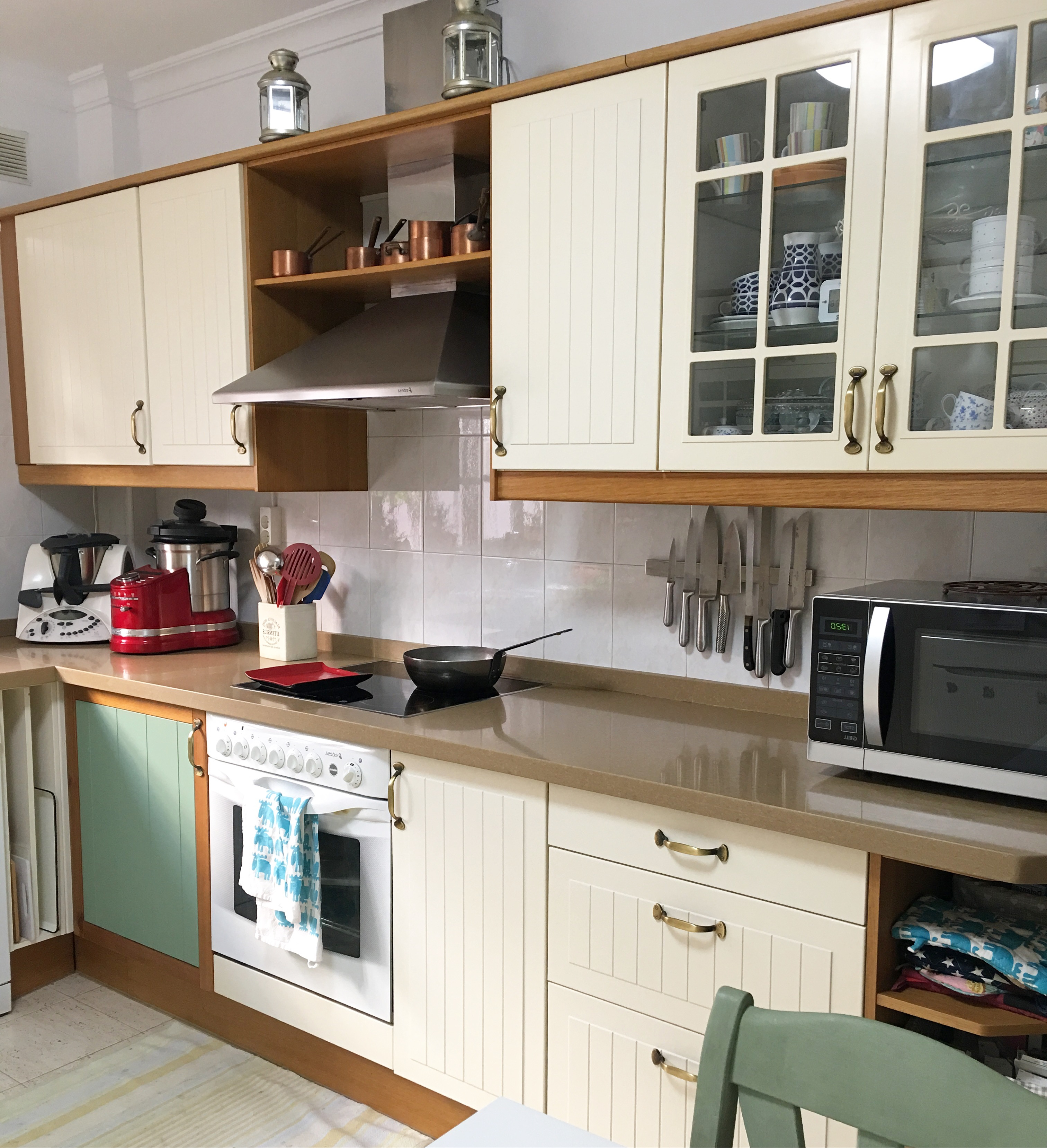 Como Pintar Muebles De Cocina Zwd9 Pintar Muebles De Cocina El Rincà N De Bea