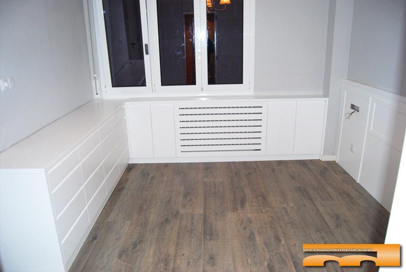 Comoda Habitacion Q0d4 CÃ Moda A Medida Esquinera Lacado Dormitorio Principal Clara