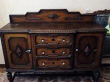 Compro Muebles Antiguos A Particulares