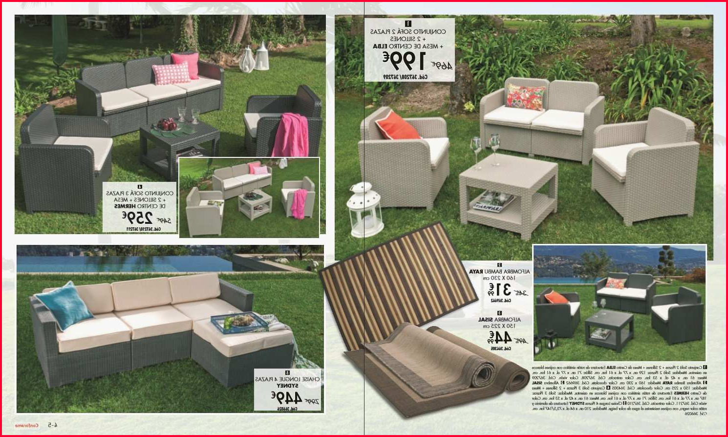 Conforama Muebles De Jardin Dwdk Conforama Muebles Jardin Adorable Tumbonas Conforama Catalogo
