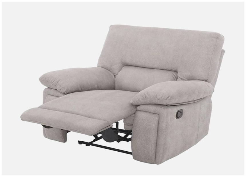 Conforama Sillones Relax Drdp Sillones Relax Hermoso Sill N Relax De Tela Marly Conforama