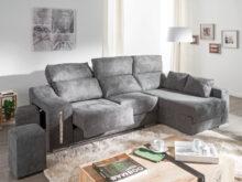 Conforama sofas Cheslong Xtd6 Chaise Longue Izquierda Con 2 Poufs Lucà A Conforama
